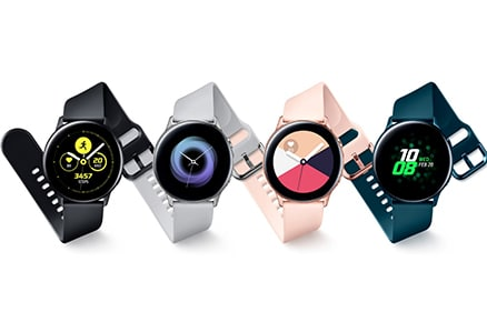 Samsung galaxy watch alan yerler