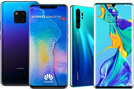 Sıfır Huawei cep telefonu alımı